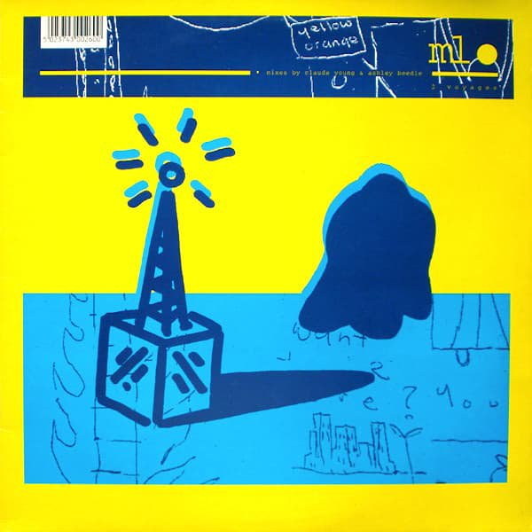 MLO / 2 Voyages (12 inch-used)