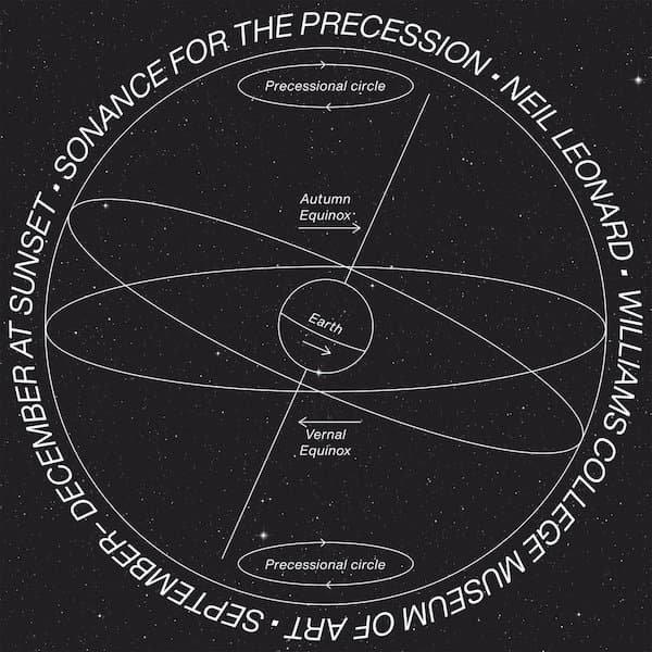 NEIL LEONARD / Sonance For The Precession (LP)