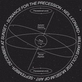 NEIL LEONARD / Sonance For The Precession (LP) - sleeve image