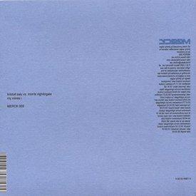 KRISTUIT SALU vs. MORRIS NIGHTINGALE / My Mines I (CD-used) - sleeve image