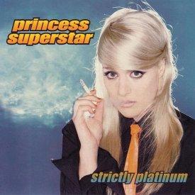 PRINCESS SUPERSTAR / Strictly Platinum (CD-used) - sleeve image