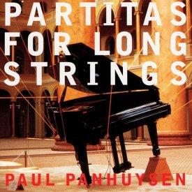 PAUL PANHUYSEN / Partitas For Long Strings (CD) - sleeve image