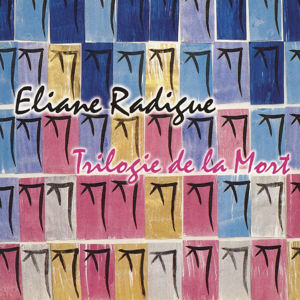 ÉLIANE RADIGUE / Trilogie De La Mort (3CD)