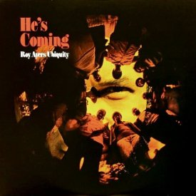 ROY AYERS UBIQUITY / He's Coming (LP-used) - sleeve image