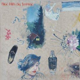 JONNINE / Blue Hills (LP Yellow Vinyl) - sleeve image