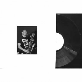 MATS GUSTAFSSON / Mats G. Plays ALBERT A. (LP / one sided vinyl)