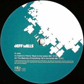 JEFF MILLS / Three Ages - Keaton's Theme (Part Three) (12 inch)