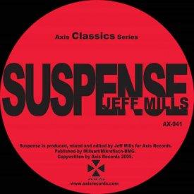 JEFF MILLS / Suspense / Dramatized (12 inch)