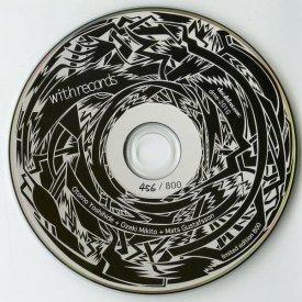 大友良英 (OTOMO YOSHIHIDE) + 尾関幹人 + マッツ・グスタフソン (MATS GUSTAFSSON) / with records (CD)