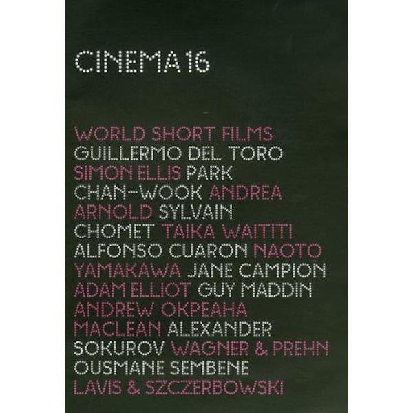 Various / Cinema 16 - World Short Films (2DVD 国内仕様)