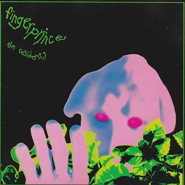 THE RESIDENTS / Fingerprince / Babyfingers (CD+Mini CD) - sleeve image