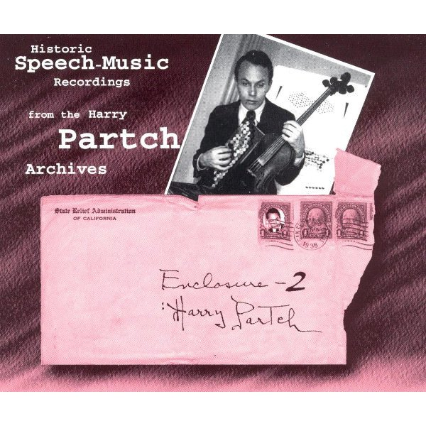 HARRY PARTCH / Enclosure Two (4CD)