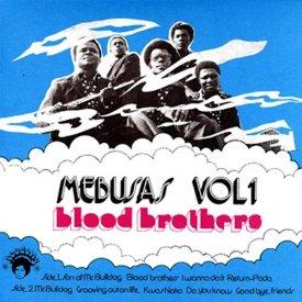 MEBUSAS / Vol 1 Blood Brothers (CD)