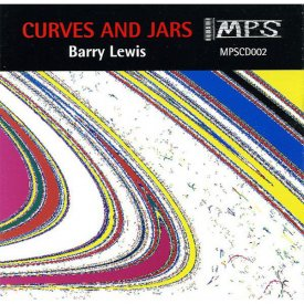 BARRY LEWIS / Curves And Jars (CD)