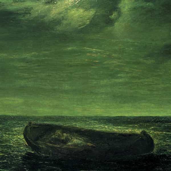 DARIN GRAY & LOREN CONNORS / The Lost Mariner (LP+7inch)