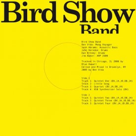 BIRD SHOW BAND / Bird Show Band (CD)
