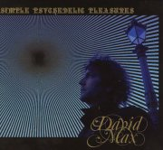 DAVID MAX / Simple Psychedelic Pleasures (CD)