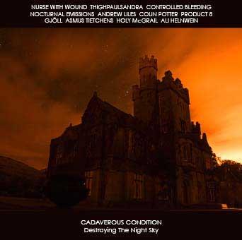 V.A / Cadaverous Condition - Destroying The Night Sky (CD)
