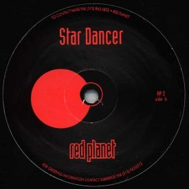 THE MARTIAN / Cosmic Movement / Star Dancer (12 inch)