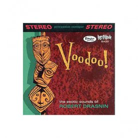 ROBERT DRASNIN / Voodoo (CD)