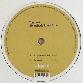TIGERSKIN / Everybody Likes Ollie (12inch)