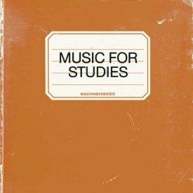 MACHINEFABRIEK / Music For Studies (CDr)