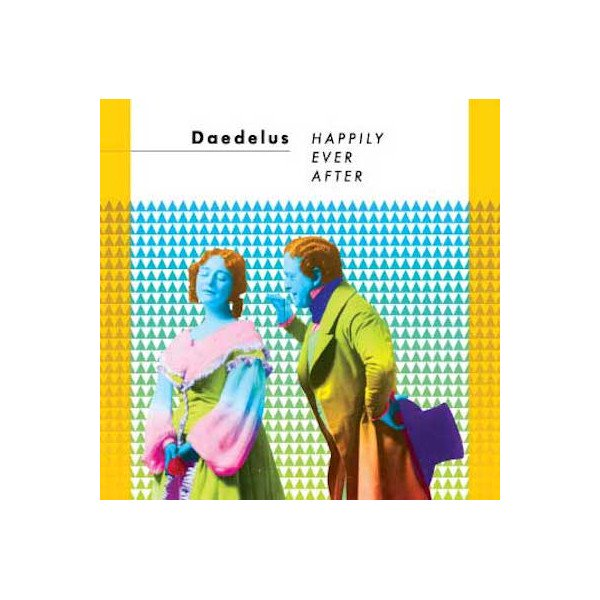 daedelus daedelus presents happily ever after mix cd record