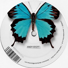 ANDY STOTT / Tell Me Anything (12 inch)