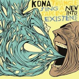 KONA TRIANGLE / Sing a Sapling (CD)