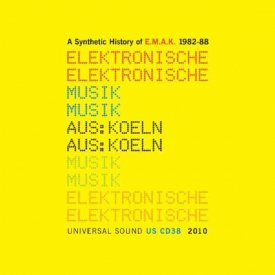 E.M.A.K. (Electronische Musik Aus Koln) / A Synthetic History Of E.M.A.K. 1982-88 (2LP)