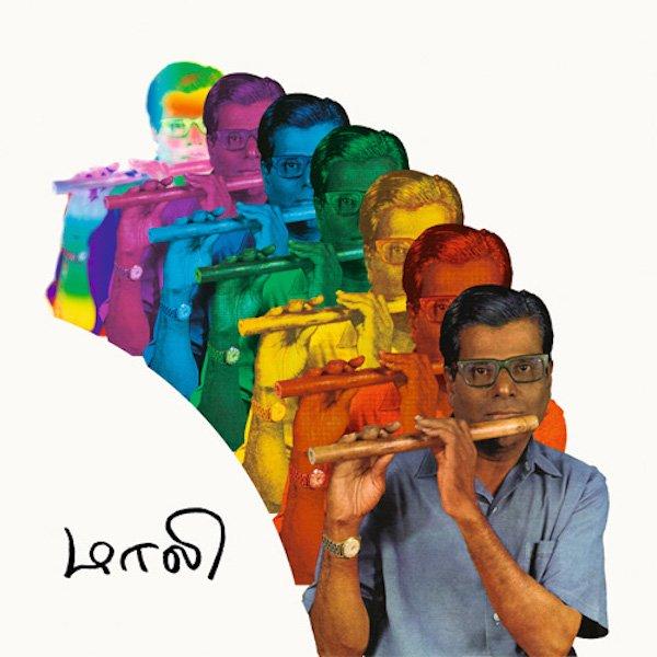 T.R. MAHALINGAM / Essential Recordings of Carnatic Bamboo Flute 1969-70 (2LP)