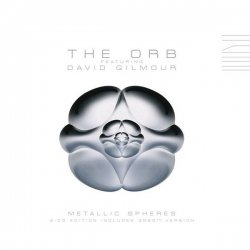 THE ORB FEATURING DAVID GILMOUR / Metallic Spheres (2CD)