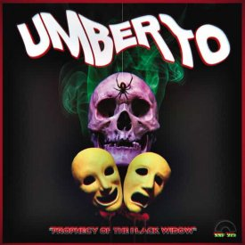 UMBERTO / Prophecy Of The Black Widow (LP)