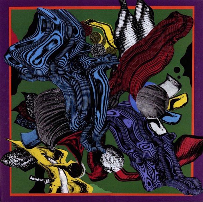 RAGLANI / OUTER SPACE / Split (LP)