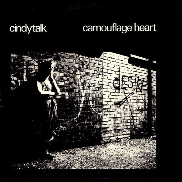 CINDYTALK / Camouflage Heart (LP)