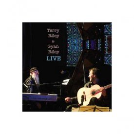 TERRY RILEY & GYAN RILEY / Live (CD)