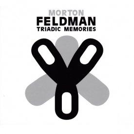 MORTON FELDMAN / Triadic Memories 2010 performed by Jean-Luc Fafchamps (CD)