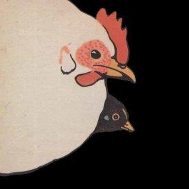 AKITA + GUSTAFSSON + O'ROURKE / One Bird Two Bird (LP)