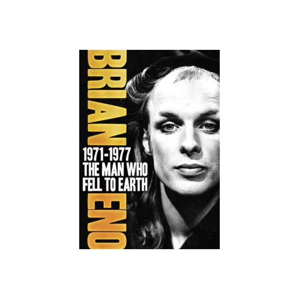 BRIAN ENO / 1971-1977: The Man Who Fell To Earth (DVD)