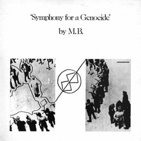 M.B. (Maurizio Bianchi) / Symphony For A Genocide (LP)