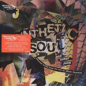 DOM THOMAS / Synthetic Soul And Other Junk (2LP)