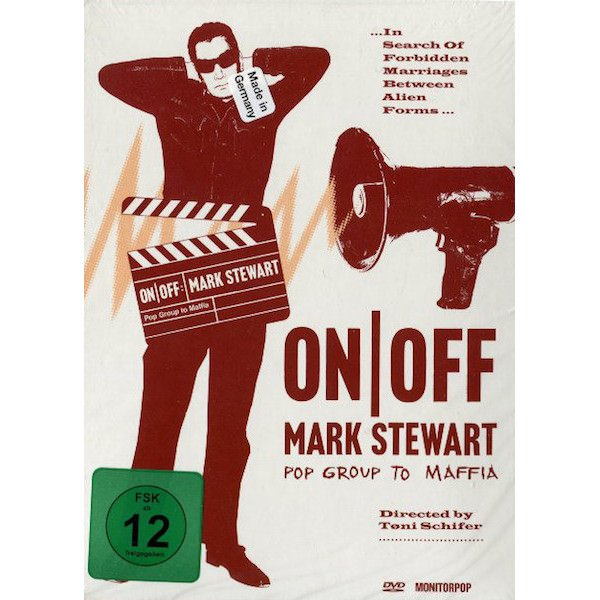 MARK STEWART (POP GROUP TO MAFFIA) / ON|OFF (DVD)