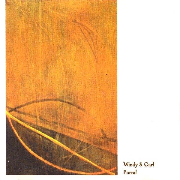 WINDY & CARL / Portal (CD) - sleeve image