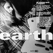 EARTH / Sunn Amps And Smashed Guitars Live (CD)