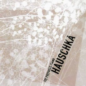 HAUSCHKA / The Prepared Piano (CD)