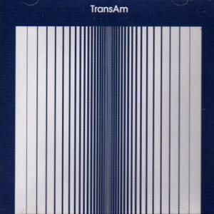 TRANS AM / Trans Am (CD) - sleeve image