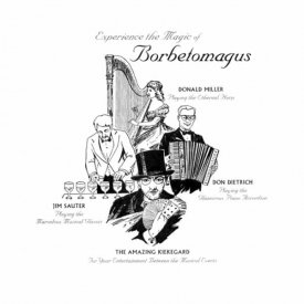 BORBETOMAGUS / Experience The Magic (CD)