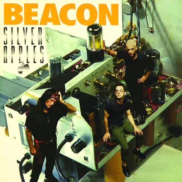 SILVER APPLES / Beacon (CD) - sleeve image