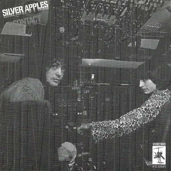 SILVER APPLES / Contact (CD)