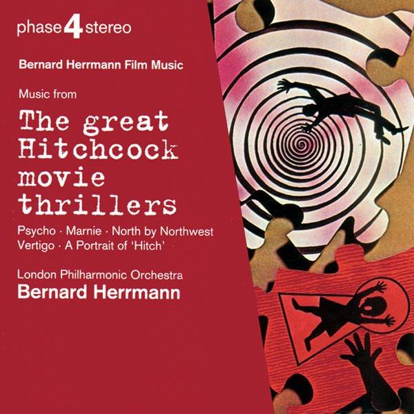 BERNARD HERRMANN / Bernard Herrmann Film Music - Music From The Great Hitchcock Movie Thrillers (CD)
